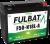 Fulbat F50-N18L-A Batería De Gel Para De Moto