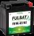 Fulbat FB10L-A2/B2 Batería De Gel Para De Moto