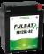 Fulbat FB12AL-A2 Batería De Gel Para De Moto