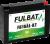 Fulbat FB16AL-A2 Batería De Gel Para De Moto