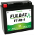 Fulbat FT14B-4 Batería De Gel Para De Moto